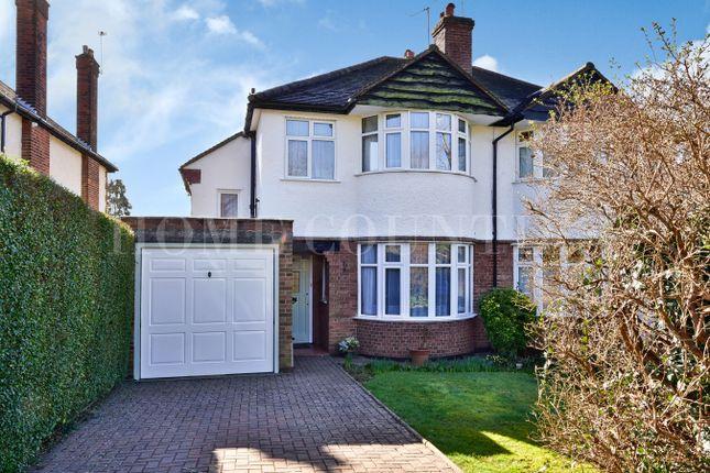 3 bed semi-detached house for sale in Mount Grace Road, Potters Bar EN6