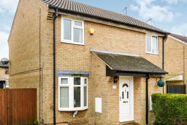 2 bed semi-detached house for sale in Elm Close, Yaxley, Peterborough