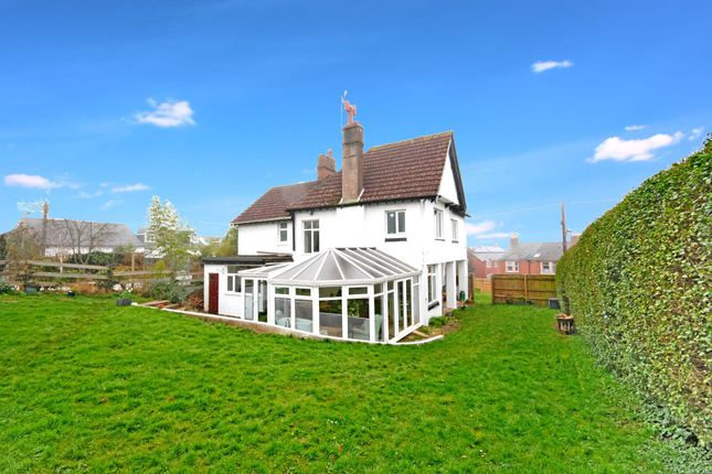 Thumbnail Detached house for sale in Sidford Road, Sidmouth, Devon
