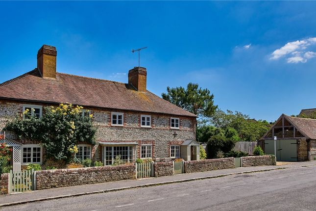 Thumbnail Detached house for sale in The Street, Itchenor, Chichester, West Sussex