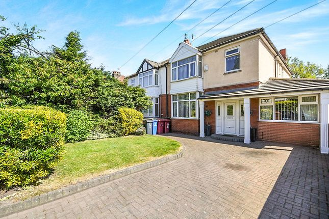 Thumbnail Semi-detached house for sale in Blue Bell Lane, Huyton, Liverpool