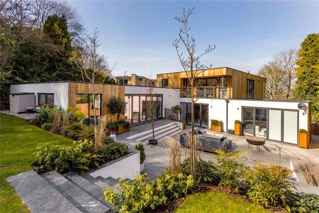 Thumbnail Detached house for sale in Daisy Bank Road, Leckhampton, Cheltenham, Gloucestershire
