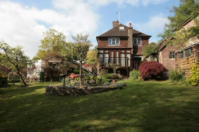 Thumbnail Detached house for sale in Hurtis Hill, Crowborough, East Sussex