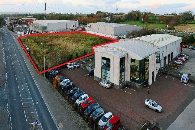 Thumbnail Land to let in Sandyknowes Business Park, 605A Antrim Road, Mallusk, County Antrim