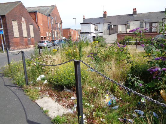 Thumbnail Land for sale in Slater Street, Barrow-In-Furness