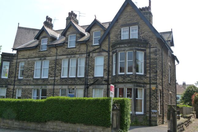 Thumbnail Flat to rent in South Drive, Harrogate