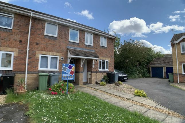 Terraced house to rent in Buttercup Court, Deeping St James, Peterborough, Lincolnshire