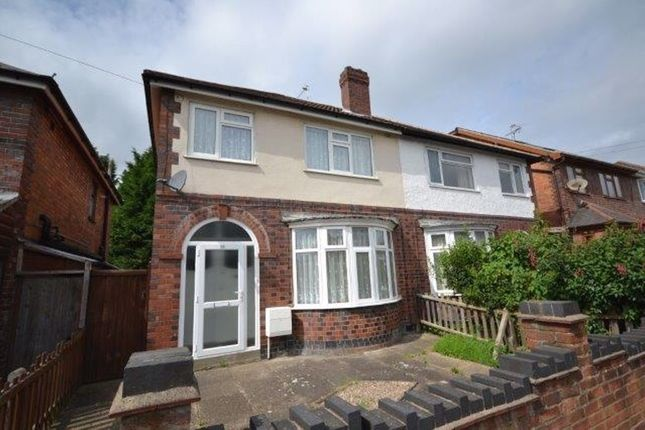Thumbnail Semi-detached house to rent in Bonnington Road, Knighton, Leicester