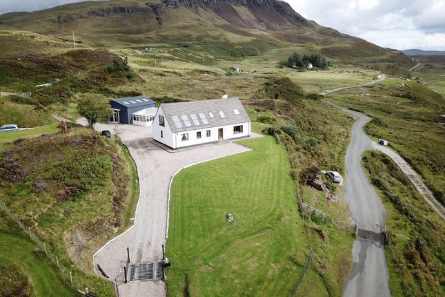 Thumbnail Detached house for sale in Elgol, Isle Of Skye