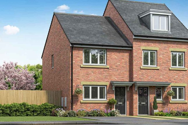 "Thumbnail Property for sale in ""The Halstead"" at Cheviot Place, Newton Aycliffe"
