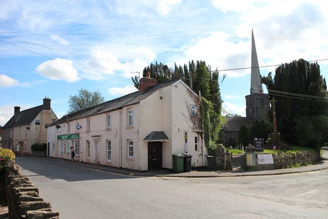 Thumbnail Retail premises for sale in Peterchurch, Hereford