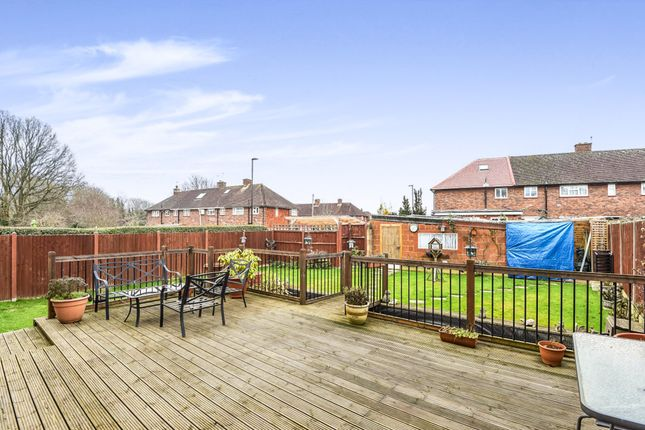 Thumbnail End terrace house for sale in Carlton Avenue, Feltham