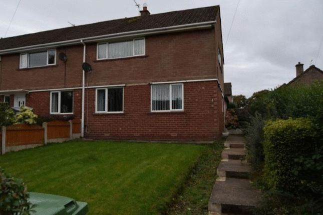Thumbnail Semi-detached house to rent in Dunmallet Rigg, Carlisle
