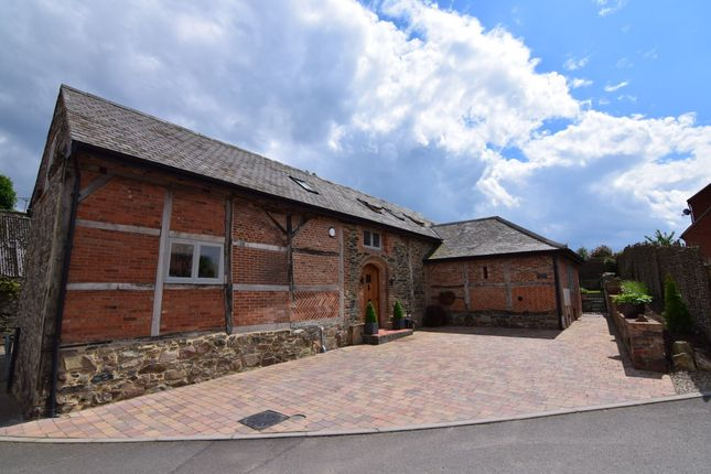 Thumbnail Detached house for sale in Green Farm Court, Anstey, Leicester