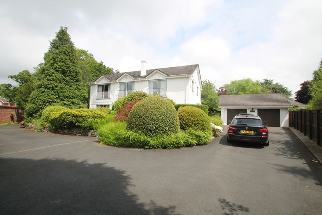 Thumbnail Detached house for sale in Looseleigh Lane, Looseleigh, Plymouth