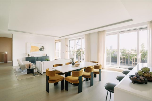 Thumbnail Flat for sale in Lillie Square, Seagrave Road, London
