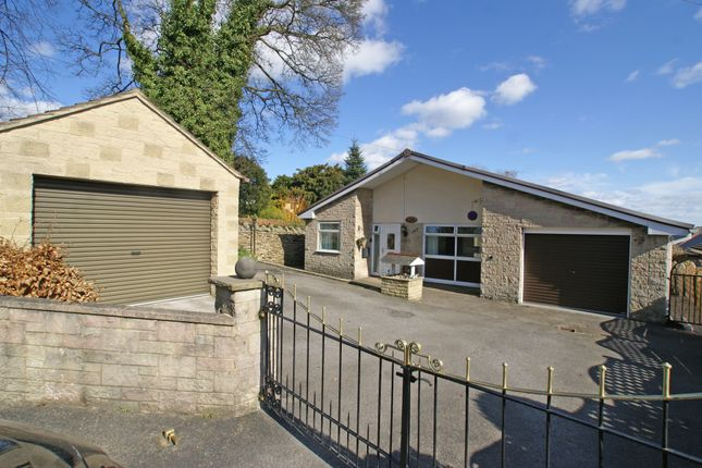 Thumbnail Detached bungalow for sale in Chesterfield Road, Matlock