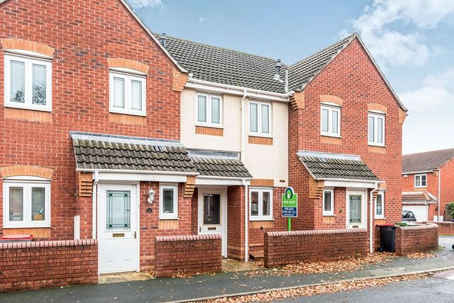 Thumbnail Terraced house for sale in Gregson Walk, Dawley, Telford