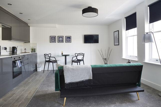 Studio to rent in Selborne Road, Hove BN3