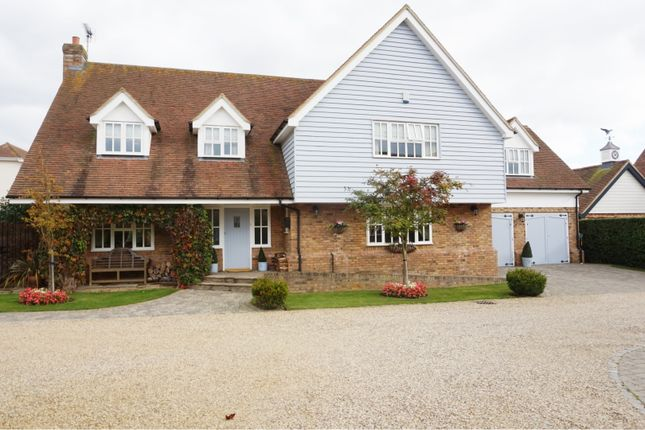 Thumbnail Detached house for sale in The Gables, North Fambridge