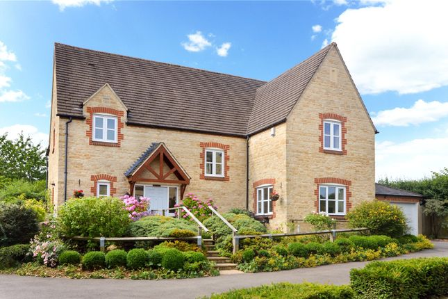 Thumbnail Detached house for sale in Stancombe View, North Nibley, Dursley, Gloucestershire