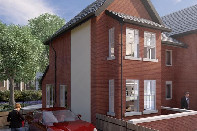 Thumbnail Detached house for sale in Lozelles, Lisvane, Cardiff
