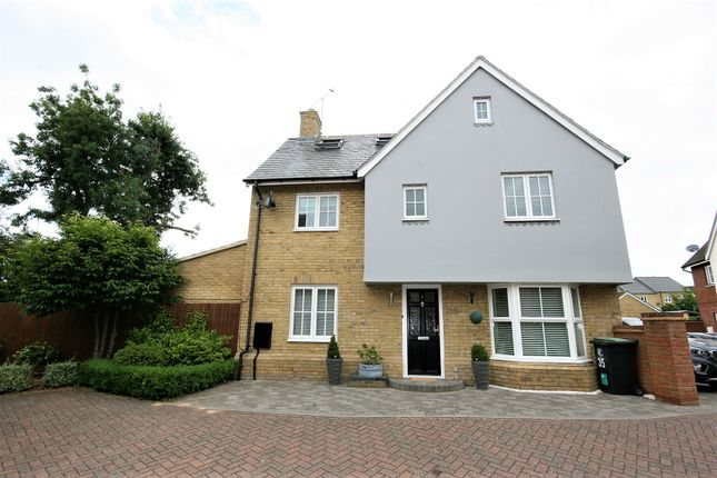 Thumbnail Detached house for sale in The Gables, Ongar