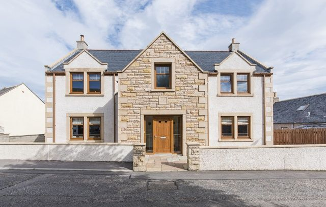 Thumbnail Detached house for sale in High Street, Portknockie, Moray
