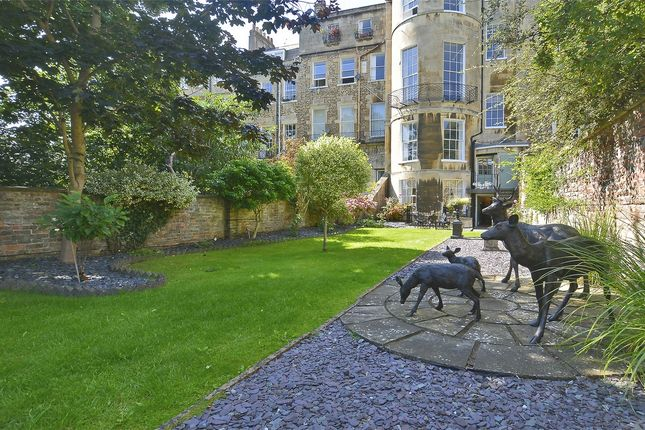 Thumbnail Flat for sale in The Garden Apartment, 27 Park Street, Bath