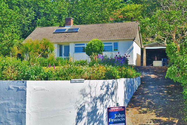 3 bed detached bungalow for sale in Padarn Crescent, Llanbadarn Fawr, Aberystwyth SY23