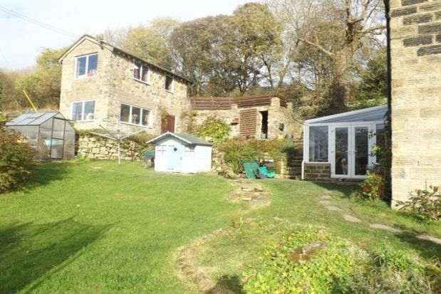 Thumbnail Property to rent in Bramley Cottage, Bradfield