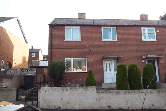 Thumbnail Semi-detached house for sale in Wellstone Avenue, Bramley, Leeds