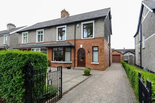 Thumbnail Semi-detached house for sale in Kincora Avenue, Belfast