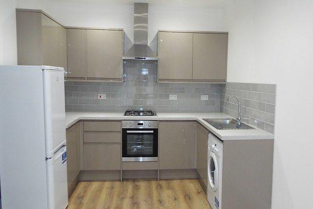 Thumbnail Flat to rent in Burch Road, Gravesend