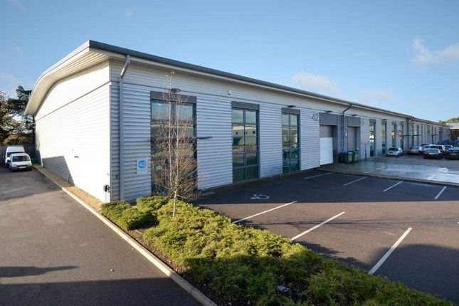 Thumbnail Warehouse to let in Unit 42 Easter Park, Reading
