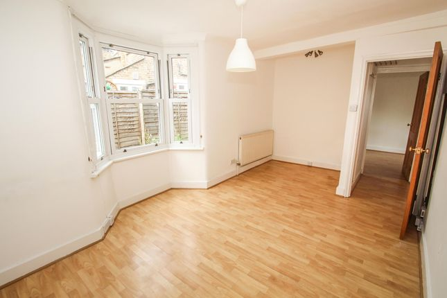 Thumbnail Flat for sale in Barclay Road, Leytonstone, London