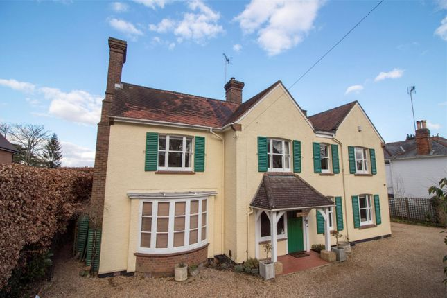 Thumbnail Detached house for sale in Dunmow Hill, Fleet