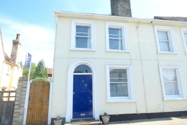 Thumbnail Cottage to rent in Hall Street, Long Melford, Sudbury