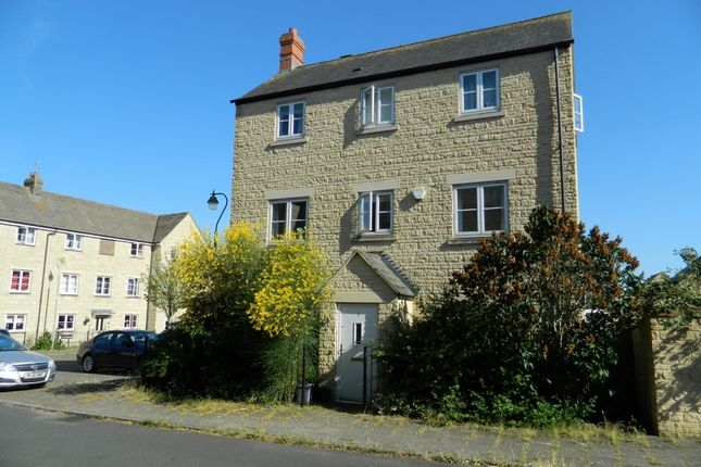 Thumbnail Semi-detached house to rent in Pine Rise, Witney