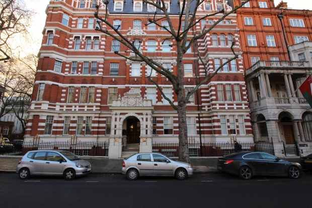 Thumbnail Flat for sale in 169 Queens Gate, Kensington, Greater London