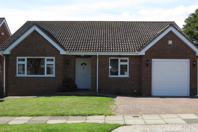 Thumbnail Detached bungalow for sale in Kingsmead, Seaford