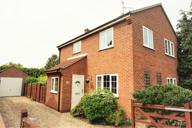 Thumbnail Detached house for sale in Hemplands Lane, Sutton-On-Trent, Newark