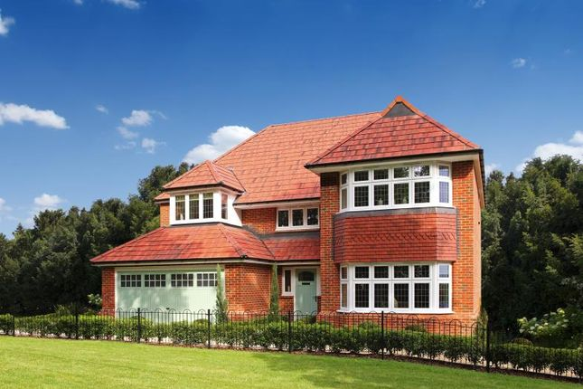 Thumbnail Detached house for sale in The Avenue, Wilton, Wiltshire