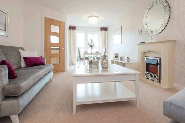 Thumbnail Flat for sale in Keeper Close, Taunton