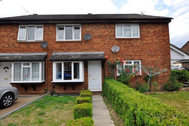Thumbnail Terraced house to rent in Wooburn Close, Uxbridge