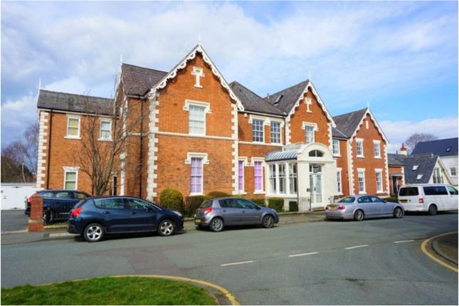 Thumbnail Flat to rent in Victoria Crescent, Chester
