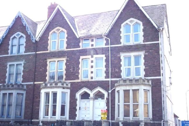 Thumbnail Maisonette for sale in Chepstow Road, Newport, Gwent.