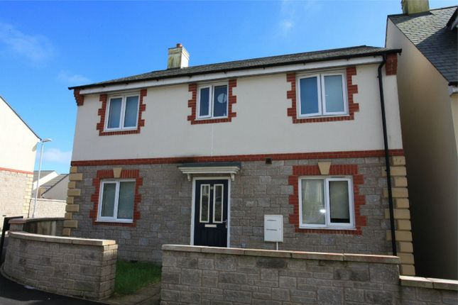 Thumbnail Detached house for sale in Trevarthian Road, St Austell, Cornwall