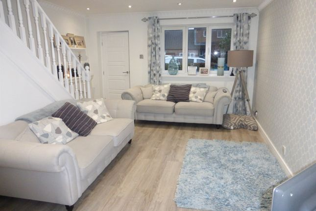 Thumbnail Semi-detached house for sale in Pennyroyal Close, St. Mellons, Cardiff