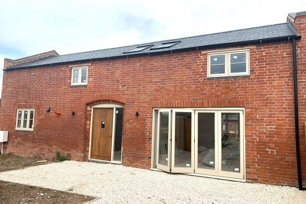 Thumbnail Detached house to rent in Overton Road, Ibstock